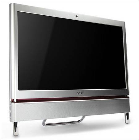 Acer Aspire Z5610 Touchscreen All-in-one Desktop PC