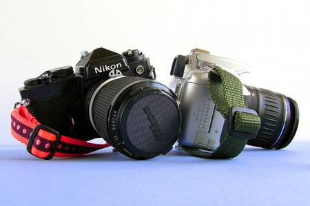 DIY Hand Strap for Stabilising Digital Camera