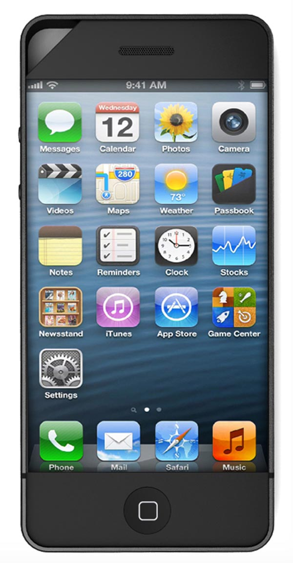 Another iPhone 6 Design Concept
