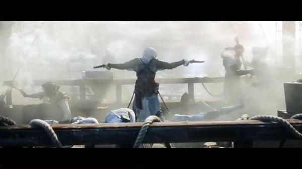 Assassin's Creed 4: Black Flag Game Trailer
