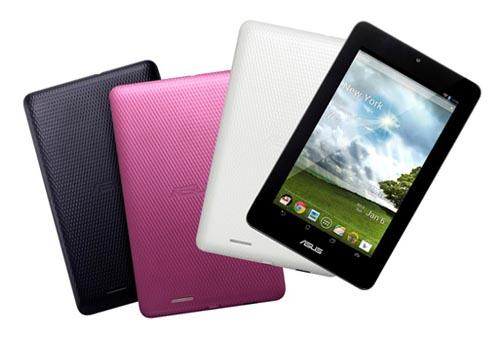 ASUS MeMo Pad Android Tablet Announced