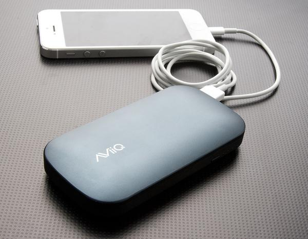 AViiQ Portable Power Bank Backup Battery