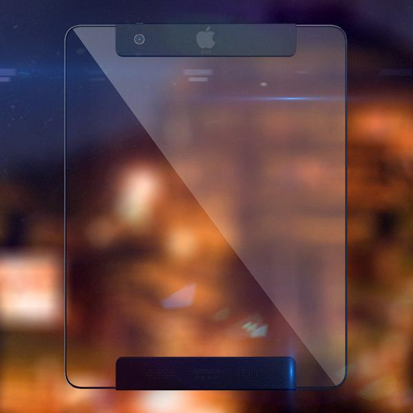 Awesome iPad Design Concept | Gadgetsin