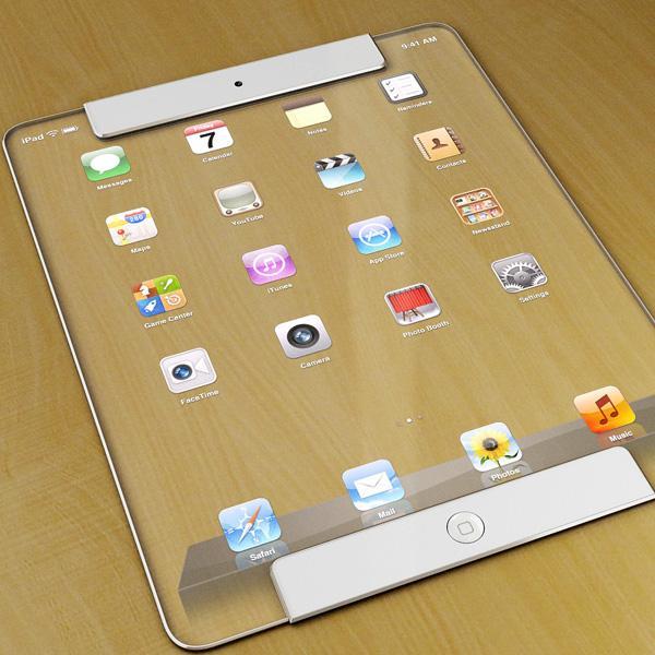 Awesome Ipad Design Concept Gadgetsin