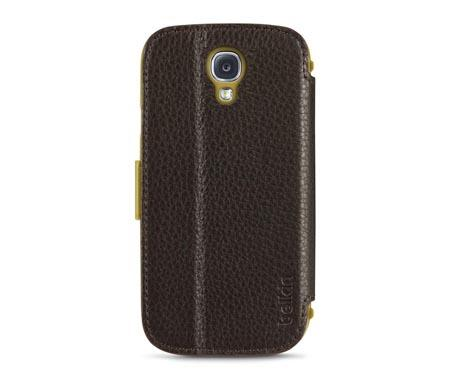 Belkin Wallet Folio Galaxy S4 Case with Stand
