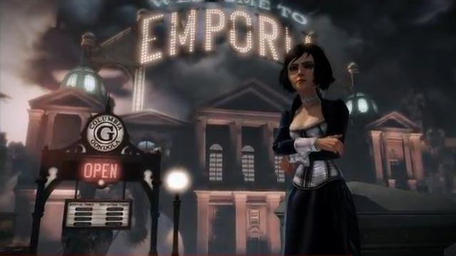 BioShock Infinite Game Trailer Lamb of Columbia