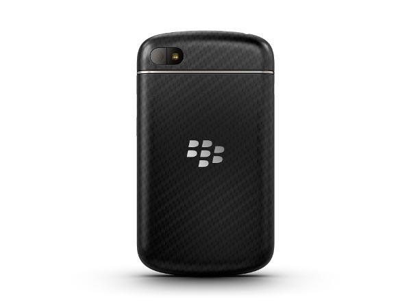 BlackBerry Q10 Smartphone Announced