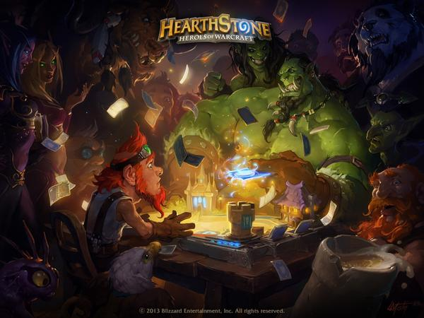 Blizzard Hearthstone: Heroes of Warcraft Announced