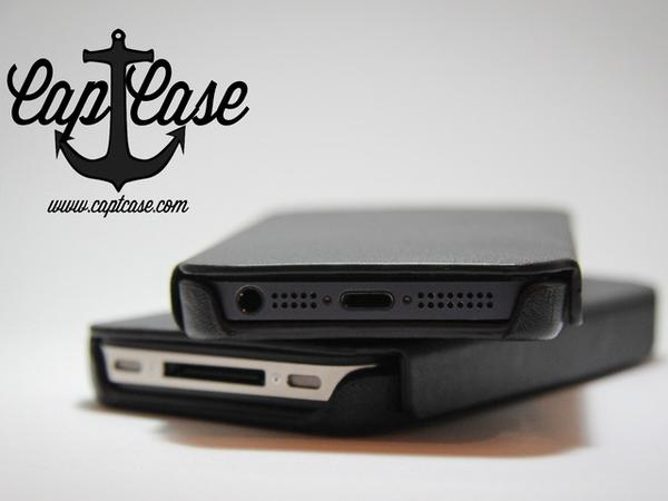 CaptCase Leather iPhone 5 Case
