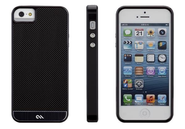 Case-Mate Nero Carbon Fiber iPhone 5 Case