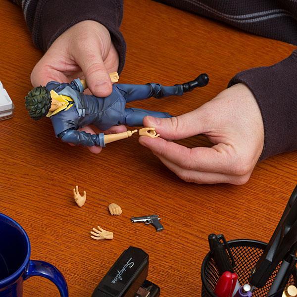 Cowboy Bebop Play Arts Deluxe Action Figures