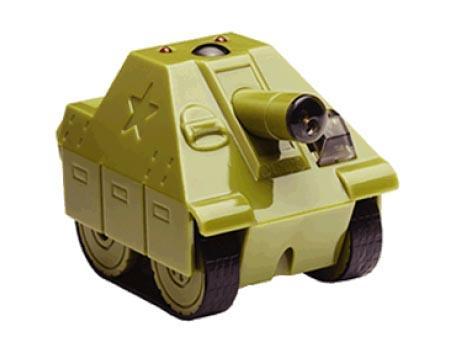 DeskPets BattleTank App Controlled Robotic Tank