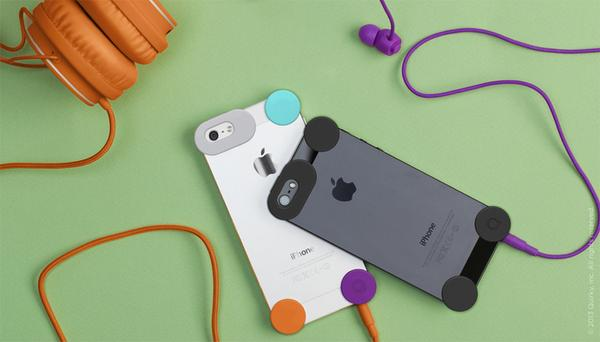 Dots Minimalistic Protection for iPhone 5