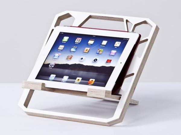 ErgoRizer Handmade Laptop and Tablet Stand