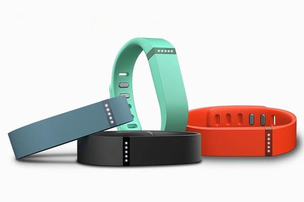 Fitbit Flex App Powered Wristband