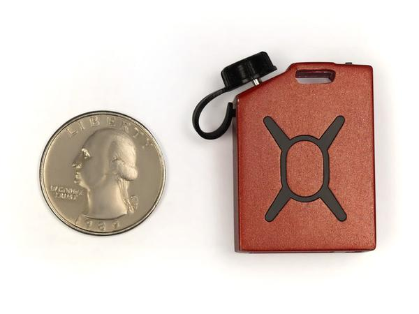 Fuel The World's Smallest Backup Battery