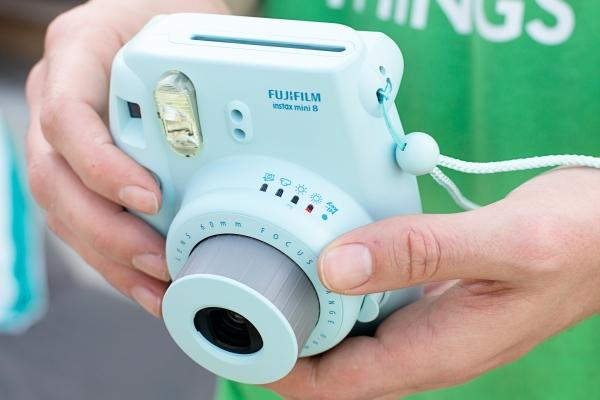 Fujifilm Instex Mini 8 Instant Camera