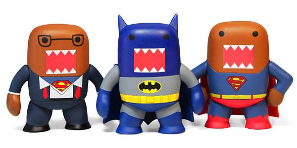 Funko Domo as DC Blind Boxed Mini Figures