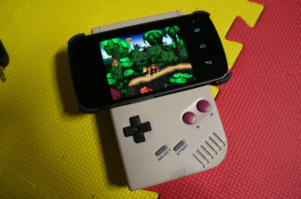 Game Boy Game Controller for Android