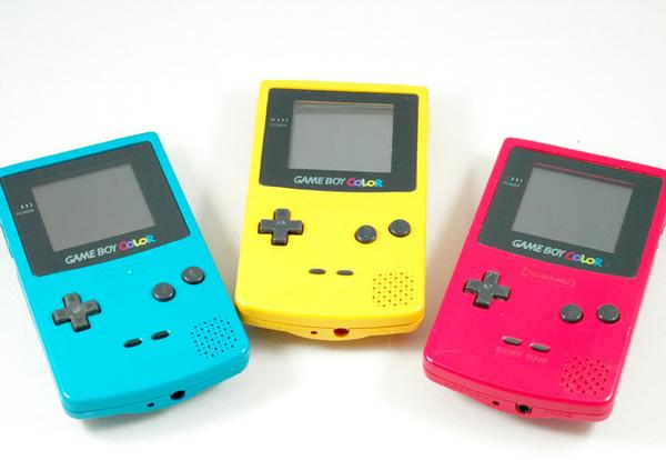 Gameboy Color External Hard Drive