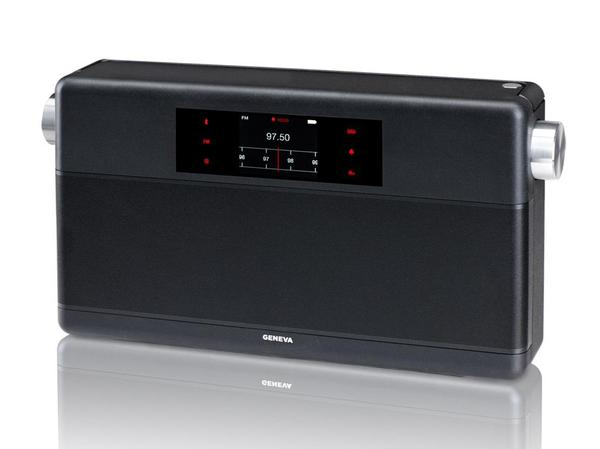 Geneva WorldRadio Wireless Speaker with FM Radio
