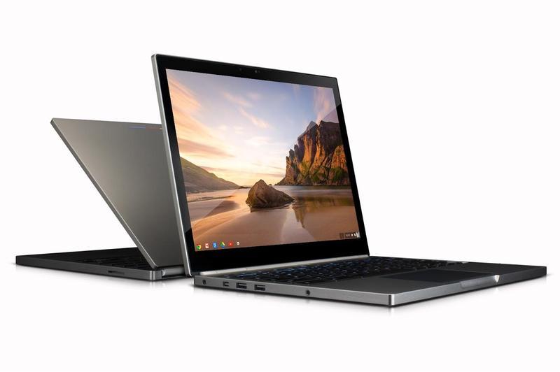 Google Chromebook Pixel Announced