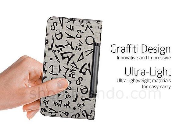 Graffiti iPhone 5 Keyboard Case