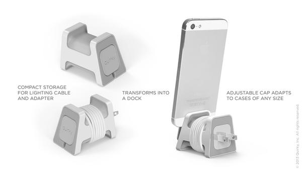 Hoist Charging Dock for iPhone 5