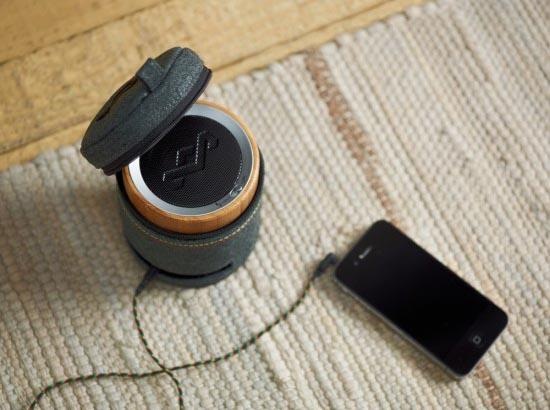 House of Marley Chant Portable Wireless Speaker
