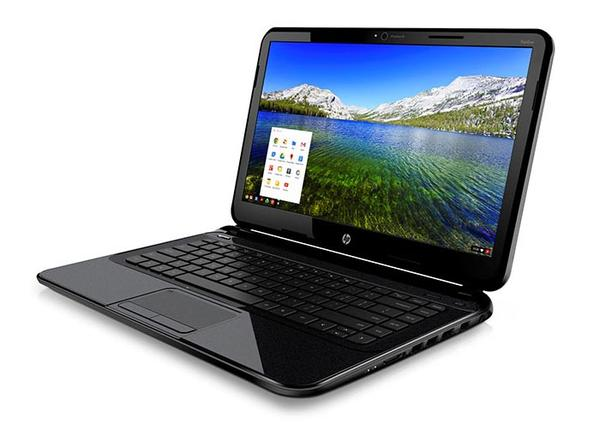 HP Pavillion Chromebook Now Available