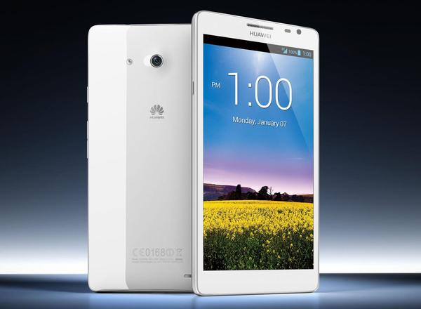 Huawei Ascend Mate Android Phone Announced