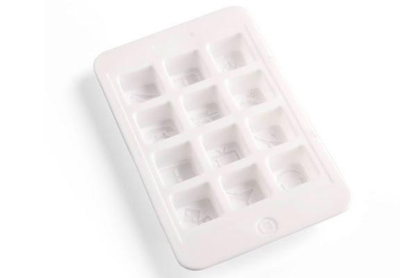 iCubes iOS App Inspired Ice Cube Tray