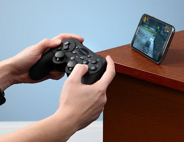 iDroid Bluetooth Game Controller for iOS and Android