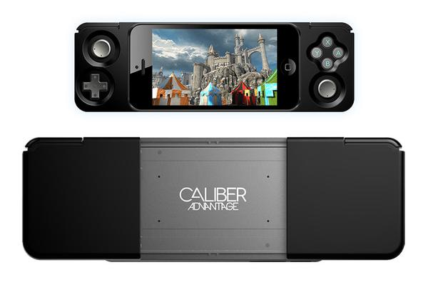 iFrogz Caliber Advantage iPhone 5 Case with Game Controller