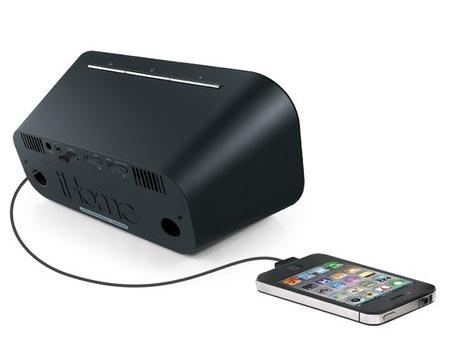 iHome iBT25 Bluetooth Wireless Speaker