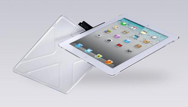 Innopocket Tank Aluminum iPad Case