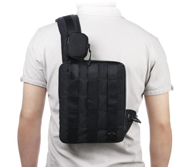 iSkin Gravity Agent 6 Sling Bag for iPad | Gadgetsin