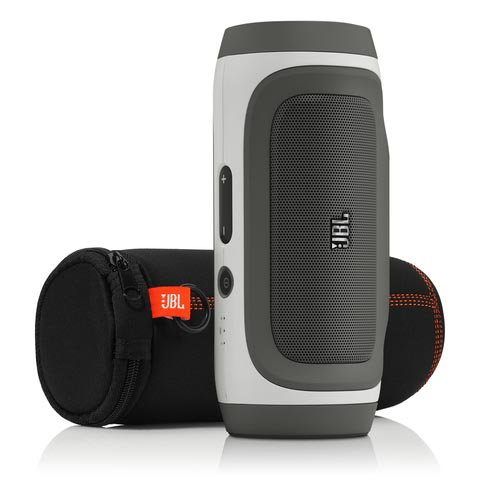 JBL Charge Portable Wireless Speaker with Backup Battery
