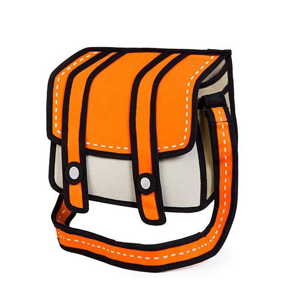 Jump from Paper Messenger Bag