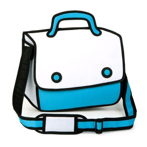 Jump From Paper Messenger Bag Gadgetsin