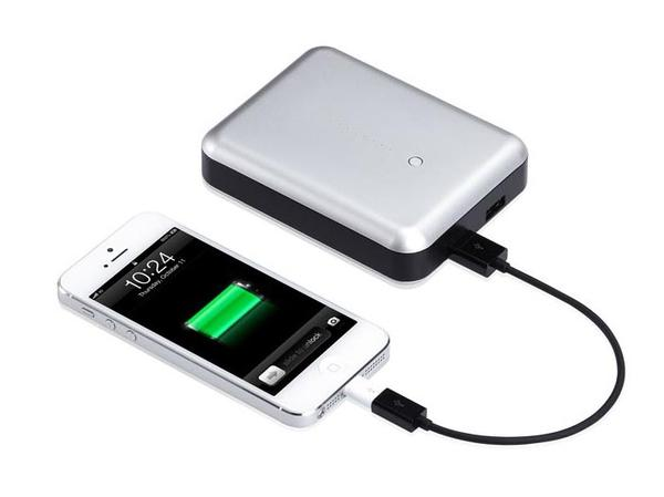 Just Mobile Gum Max Duo Backup Battery