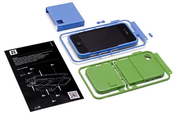 KITO iPhone 4 Case Kit