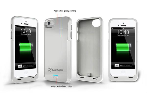 Lenmar Meridian iPhone 5 Battery Case