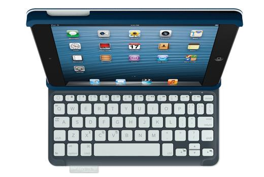 Logitech Keyboard Folio Mini Keyboard Case for iPad Mini