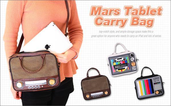 Mars Tablet Carry Bag