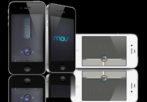MAUZ Turns iPhone Into Computer Mouse and Pointing Device