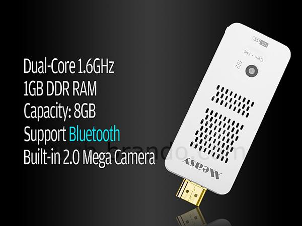 Measy U2C Android Mini PC with Camera