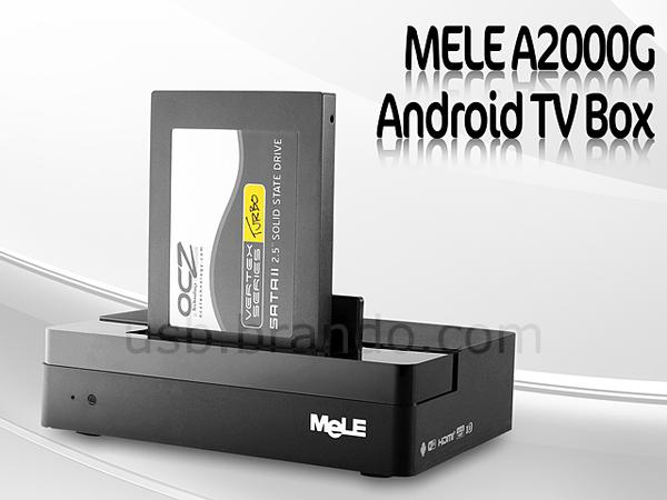 Mele A2000G Android TV Box