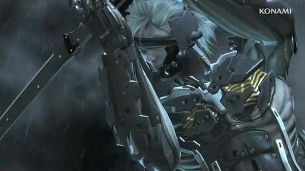 Metal Gear Rising: Revengeance Gameplay Trailer