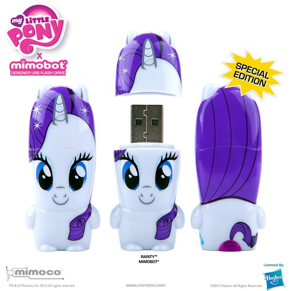 Mimoco My Little Pony X Mimobot USB Drive Series
